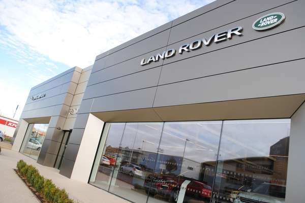 Jaguar Land Rover Edinburgh East