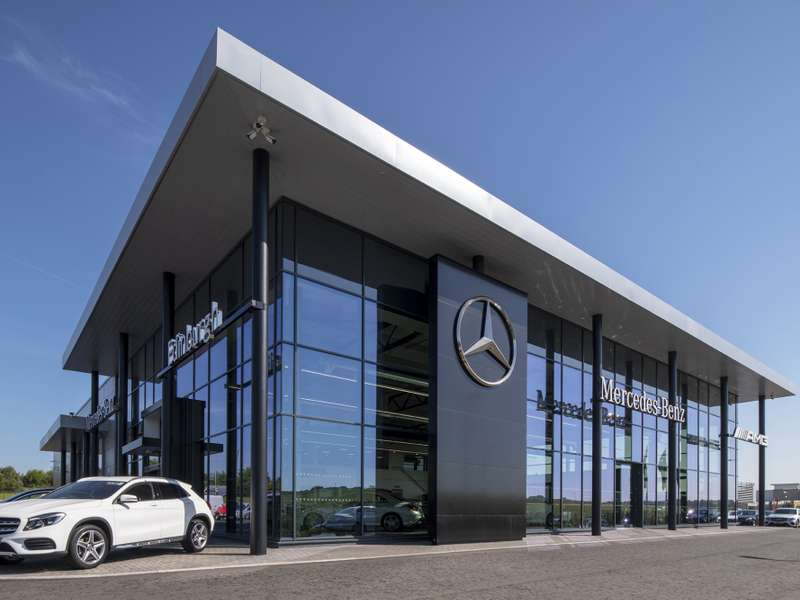 Mercedes-Benz Edinburgh